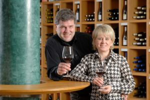 Jana & Lutz Kühnel - die Weinkenner